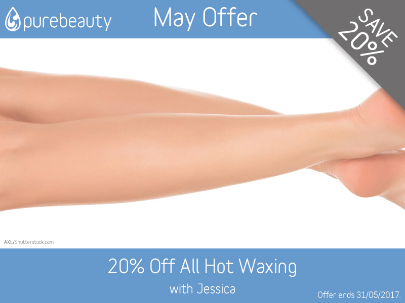 May 2017 Hot Wax Special Offer