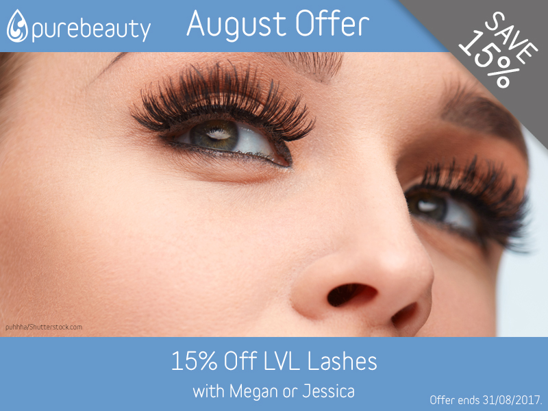 August 2017 LVL Lashes Offer