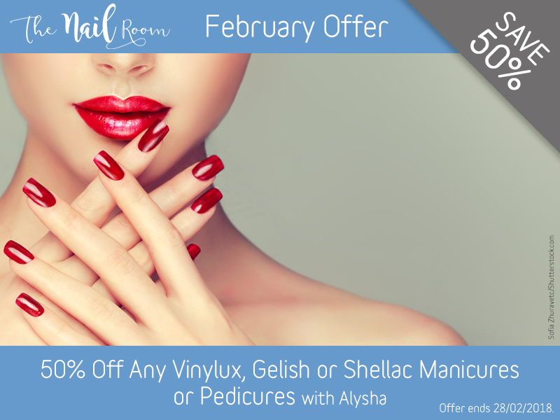 February 2018 Alysha Offer