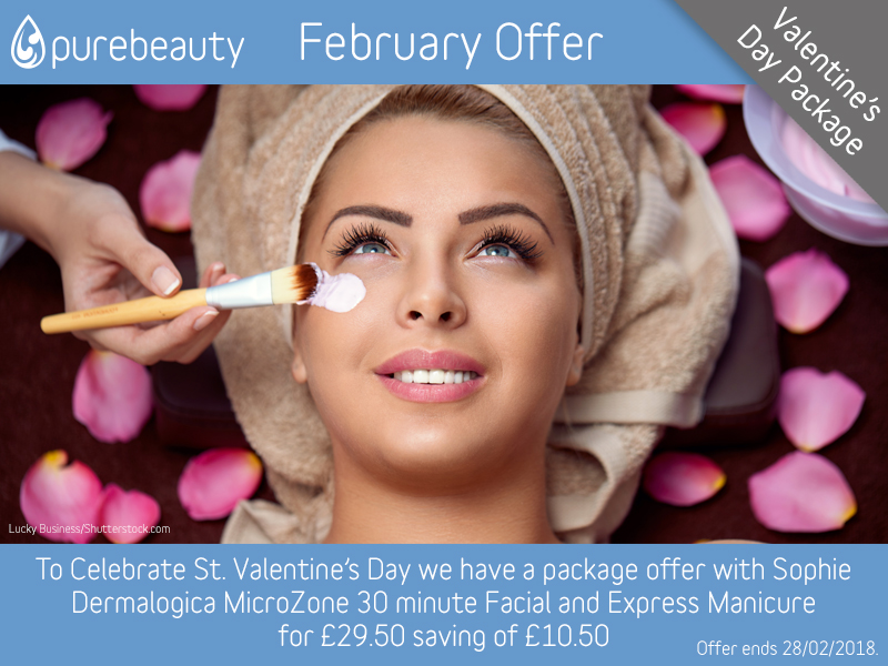 February 2018 Valentines Day Offer