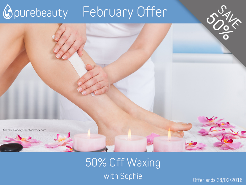 February 2018 Waxing Offer
