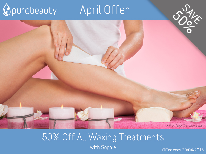 April 2018 Waxing Offer