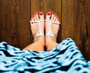 Get your feet flip flop ready