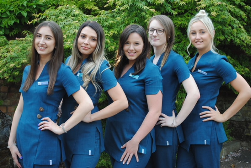 Pure Beauty Lichfield Therapists 2018