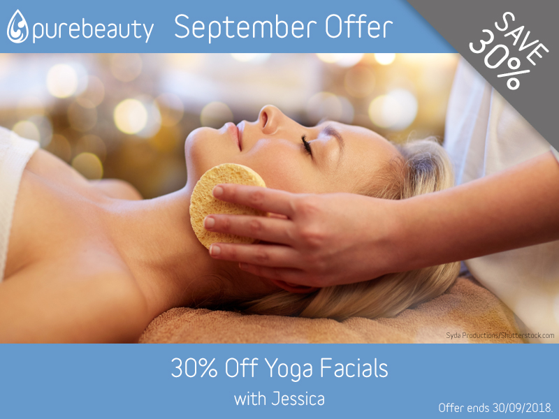 September 2018 Elemis Yoga Facial Offer at Pure Beauty Lichfield