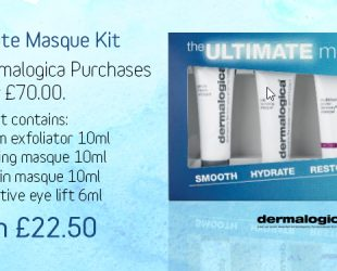 FREE! Dermalogica Ultimate Masque Kit Gift with Purchase