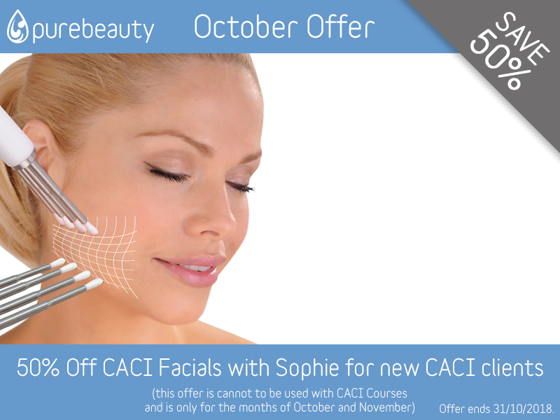 October 2018 CACI Offer