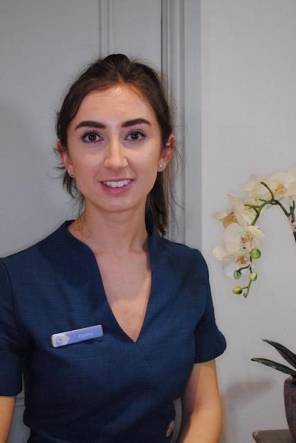 Alysha at Pure Beauty - The Lichfield Beauty Salon
