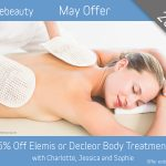 May 2019 Elemis and Decleor Body Treatments Offer