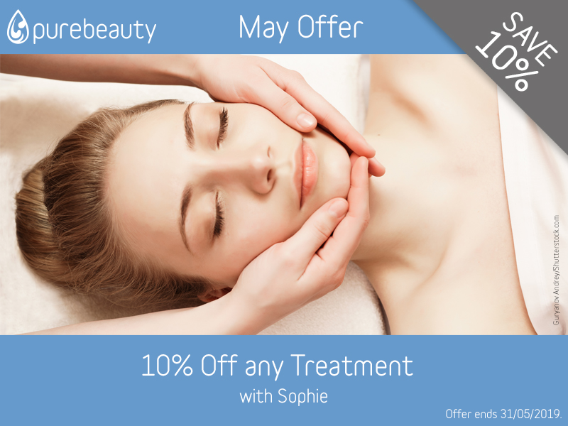 May 2019 Sophie Special Offer