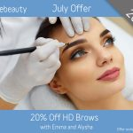 July 2019 HD Brows Offer