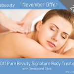 November 2019 Signature Body Treatments Offer