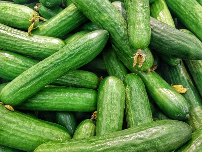 Skin Superfoods – Cucumber