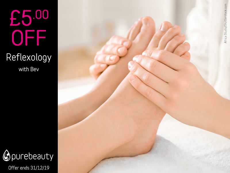 December 2019 Reflexology Offer