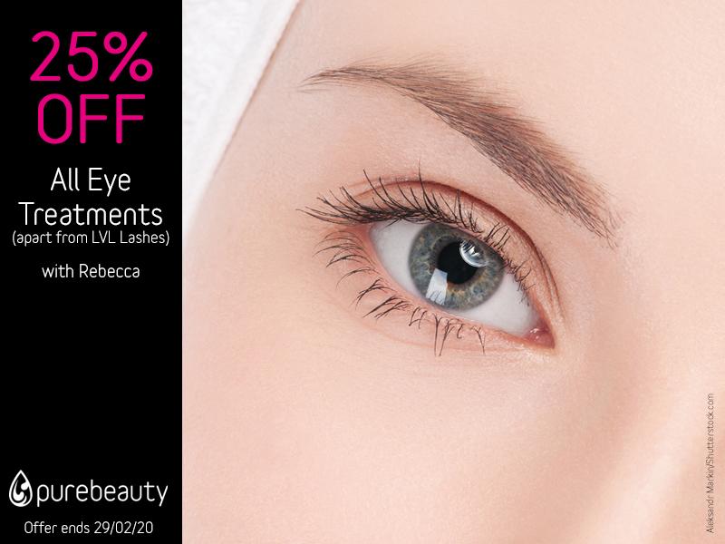 February 2020 Eye Treatments Offer