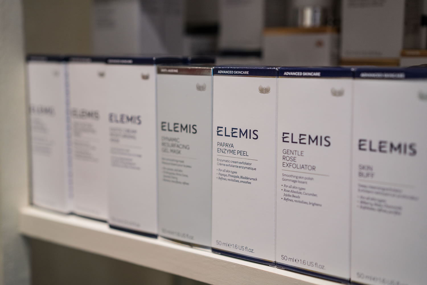 Elemis Products at Pure Beauty