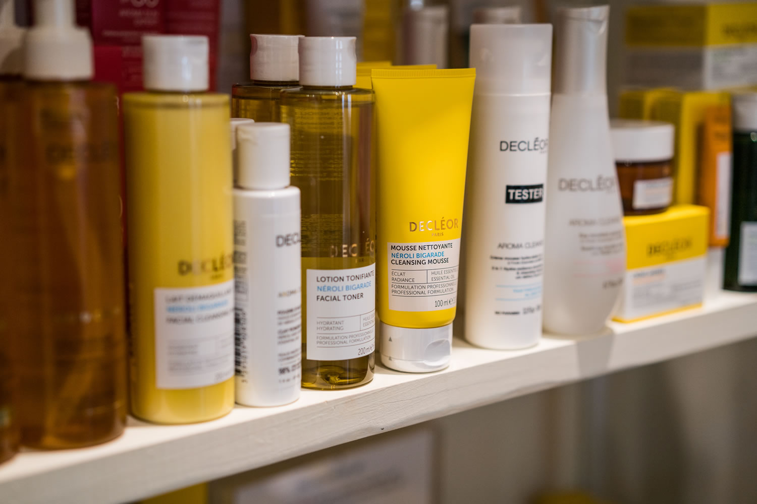 Decleor Products at Pure Beauty