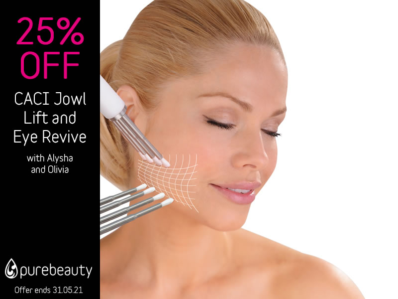 May 2021 CACI Jowl Lift and Eye Revive Offer